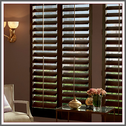 Wood Window Shutters