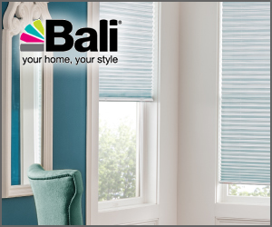 Bali Window Treatments for Wisconsin Homeowners