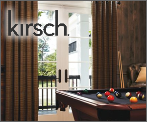 Kirsch Window Treatments for Wisconsin Homeowners